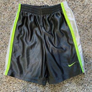 Nike boys shorts in size 5